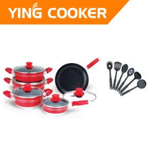 16PCS Non-Stick Aluminum Cookware Sets (YS-016)
