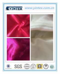 "56"" Width 100% Satin Polyester Fabric pictures & photos"