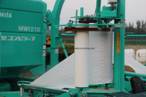 Hot Sale! Strong Anti-UV Blown Silage Wrap Film pictures & photos