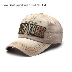 Heavy Washed Custom Promotional OEM Baseball Cap