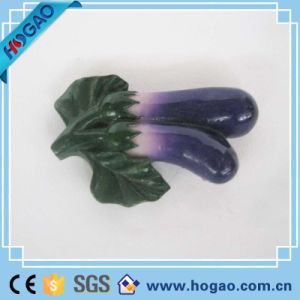 Eggplant Vegetable 3D Fridge Kitchen Magnet pictures & photos