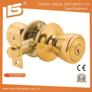 Easy Install Tubular Knob Door Lock -Tk5601 pictures & photos