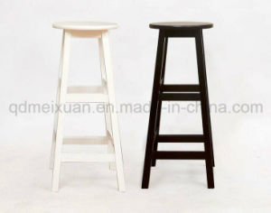 Solid Wood Bar Chairs Dining Chairs Modern Chairs (M-X2508) pictures & photos