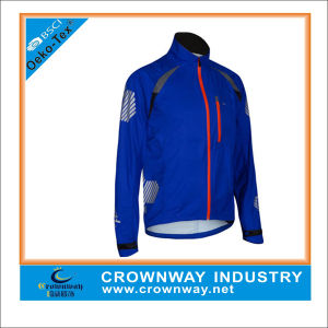Sport Outdoor Walking Cycling Waterproof Jacket for Men pictures & photos