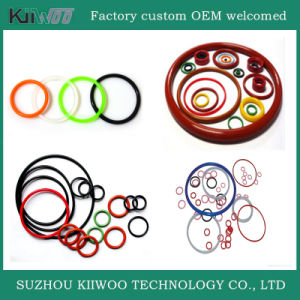 High Quality Hydraulic Cylinder Silicone Rubber O Ring Seals pictures & photos