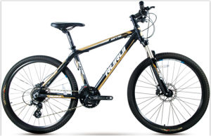 27 Speed Alumninum Mountain Bicycle 26 Inch pictures & photos