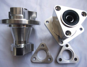 Customized Aluminum Auto Machining Parts Casting Metal Motor Spare Parts pictures & photos