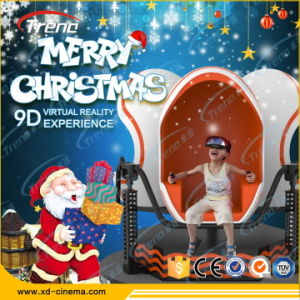 Mini Cinema Simulator Google Glass 9d Cinema Egg Chair pictures & photos