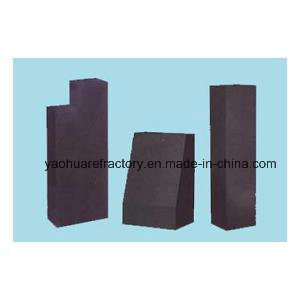 16%Cr2o3 Rebonded Magnesite-Chrome Brick pictures & photos
