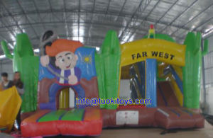 New Hot Selling Inflatable Obstacle Courses for Indoor or Outdoor Use (A014) pictures & photos