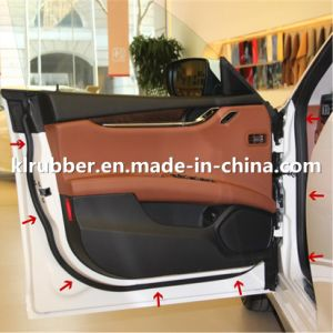 Auto Window Rubber Weather Seal Strip pictures & photos