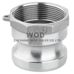 DC Type Flange Coupling (Stainless steel) pictures & photos