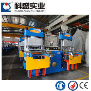 Vulcanizing Press Machine for Rubber Silicone Products (KS250V3) pictures & photos