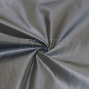 Glazed Polyester Imitation Memory Fabric for Down Coat