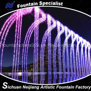 Floating Fountain on a Lake (DF-34)