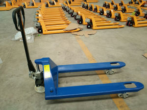Durable and Widely Used Hand Pallet Jack pictures & photos