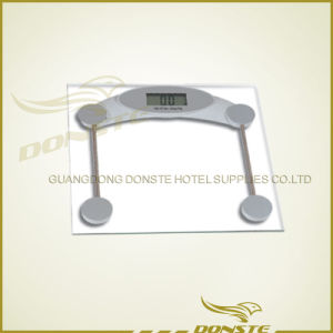 Square Glass Digital Weight Scale pictures & photos