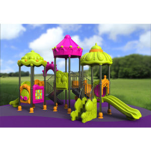 Outdoor Playground--Magic Paradise Series, Children Outdoor Slide (XYH-MH0017)