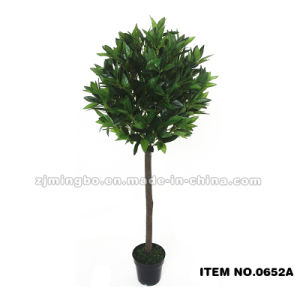 Outdoor Bay Tree Artificial Bonsai Tree 0652A