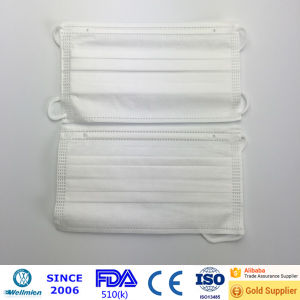 Hot Sell Disposable Nonwoven 3-Ply Decorative Medical Masks pictures & photos