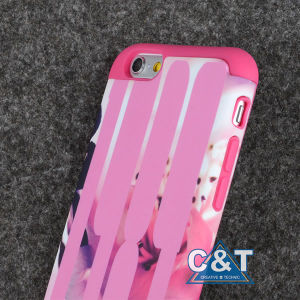 Mobile Phone Accessory Silicone Mobile Phone Case for iPhone 6s pictures & photos