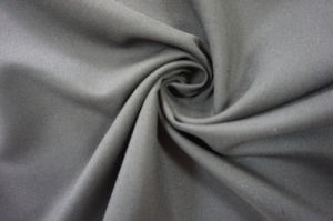 Satin Weave Wool Fabric Fou Suit pictures & photos