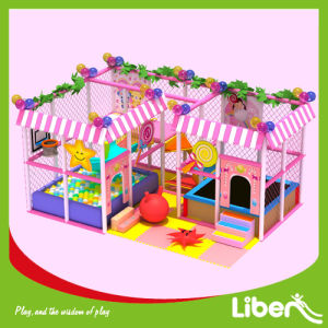 Liben Used Kids Indoor Playground Equipment for Sale pictures & photos