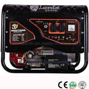 5kw 13HP High Efficiency Gasoline Generator pictures & photos