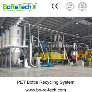6000kg/H Pet Bottle Recycling System pictures & photos