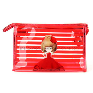 PVC Cosmetic Bag with Custome Logo pictures & photos