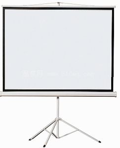 72 Inch High-Definition Home Theater Projector Screen