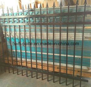 Durable Iron Fence Aluminium Fence Powder Coated Metal Fence pictures & photos
