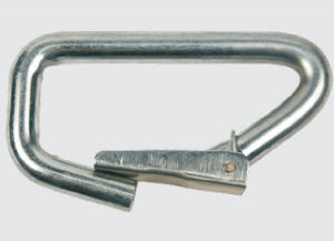 Wire Draw Quick Connector Auxiliary Carabiner pictures & photos