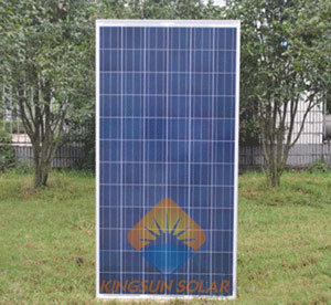 High Efficiency 270W Poly Solar Panel 72 Cells pictures & photos