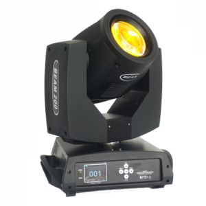 Clay Paky 7r 230W Lamp Moving Head for LED Lighting pictures & photos