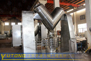 V Mixer Machine for Chemical Product pictures & photos