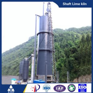100tpd Vertical Shaft Lime Kiln pictures & photos