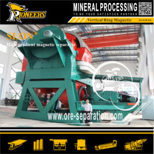 Hematite Ore Mineral Purifying Processing Beneficiation Equipment Iron Magnetic Separator pictures & photos