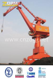 Made in China Rail Mounted Floating Dock Sea Port Portal Crane Supplier pictures & photos