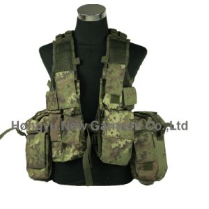 Military Assault Combat Airsoft Tactical Vest for Sports Games (HY-V028) pictures & photos