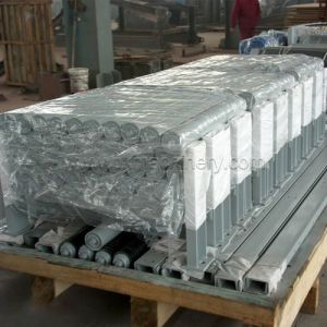 Industrial Conveyor Idler Roller, Machinery Conveyor Spare Parts Gravity Roller pictures & photos