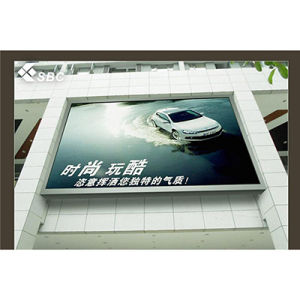 P8 DIP Full Color Electronic Display for Outdoor Advertising pictures & photos