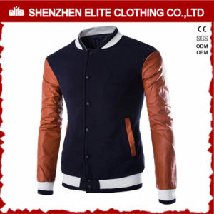 Fashion Brands Sublimation Printed Leather Jacket pictures & photos