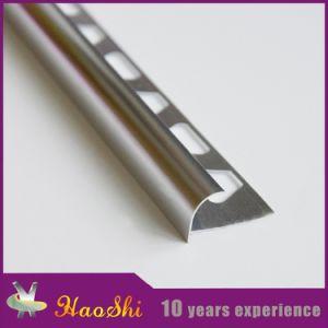 Round Open Type Aluminum Tile Trim Corner Guards (HSRO-350) pictures & photos