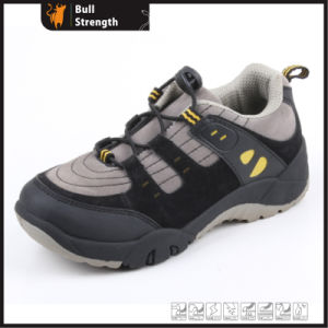 Children Outdoor Shoe with Suede Leather (SN5253) pictures & photos