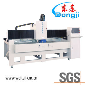 3-Axis CNC Glass Shape Edging Machine for Safety Glass pictures & photos