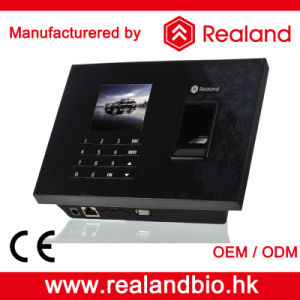 Realand Fingeprint Time Attendance System with Free Sdk