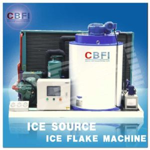China Guangzhou Supplier Machine Ice Flake Used (BF35000) pictures & photos