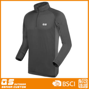 Men′s Long Sleeve Running T-Shirt pictures & photos
