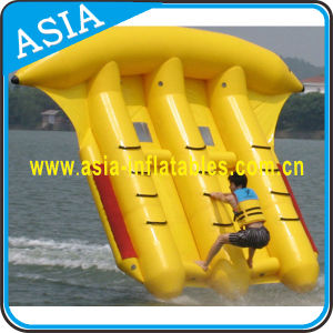 High Quality UV Protect Inflatable Flying Fish Boat for Water Sports pictures & photos